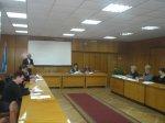Засідання президії  ОК профспілки