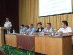 VІІ пленум Бобринецької районної організації профспілки працівників освіти