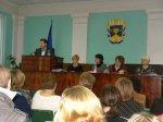 Звітно-виборна конференція в Новоукраїнському районі