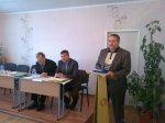 Звітно-виборна конференція в Добровеличківському районі