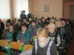 Звітно-виборна конференція в Олександрівського районі