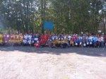 23-й туристсько-спортивний зліт  працівників освіти Кіровоградщини