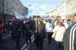 Всеукраїнський протест профспілок: разом за свої права