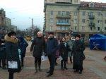 Профспілки проти антиконституційного законопроекту «Про працю»
