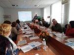 ХХІ звітно-виборна конференція  Новоархангельської районної організації профспілки