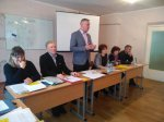 Звітно-виборна конференція Добровеличківської районної організації