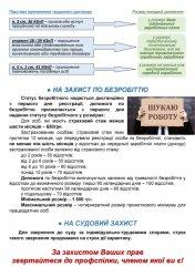 Інформаційно-розяснювальні листівки