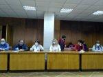 Навчання голів районних та міських комітетів Профспілки